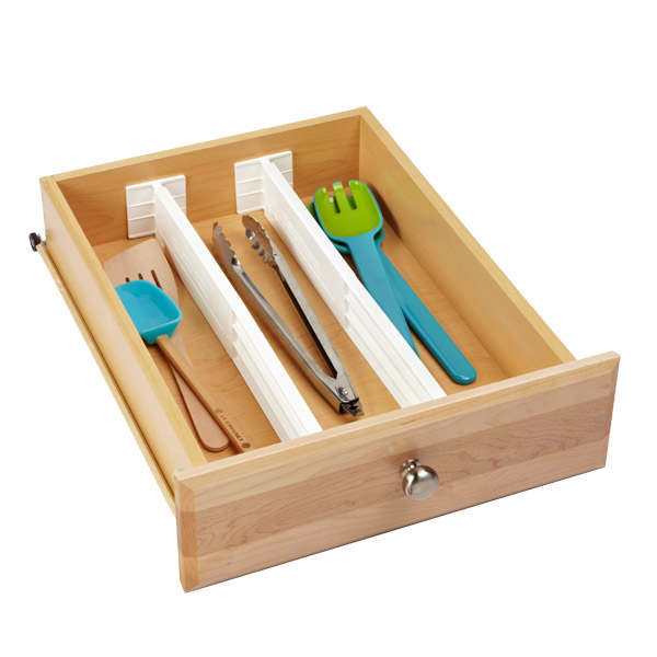 Kitchen Dream Drawer Organizers Pkg/2